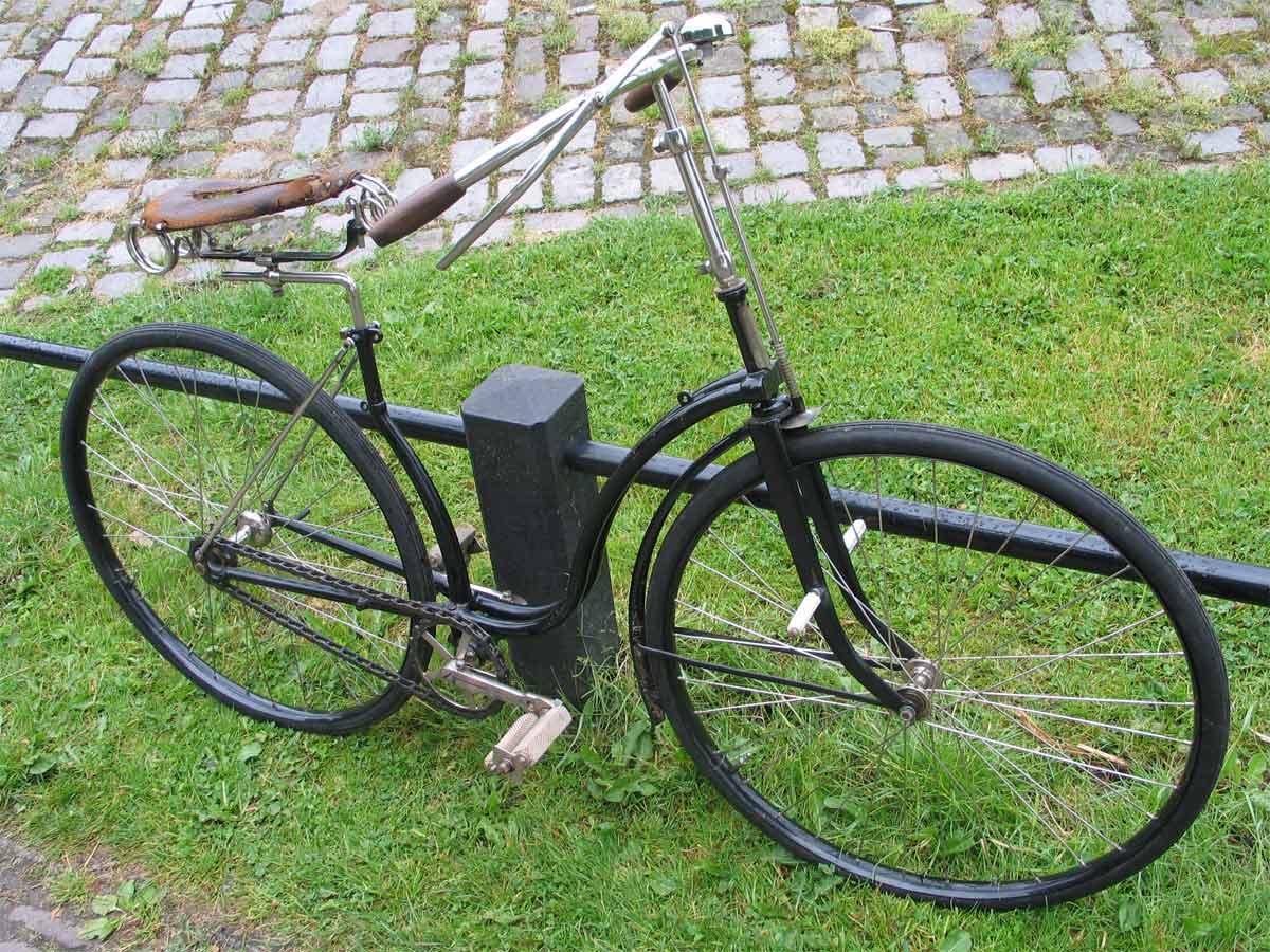 Warwick Antique Bicycles