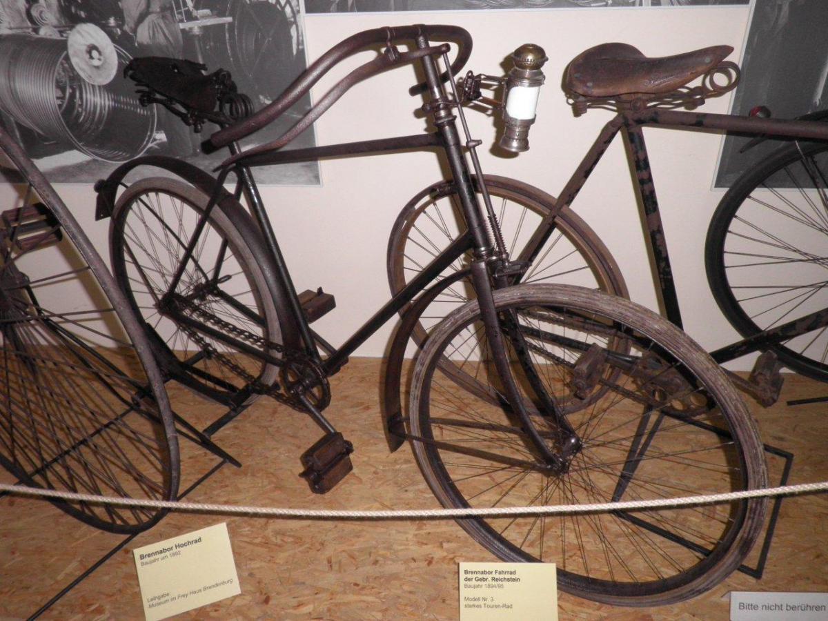 Brennabor 1894 - Antiq...